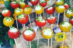Tomato Lollipops